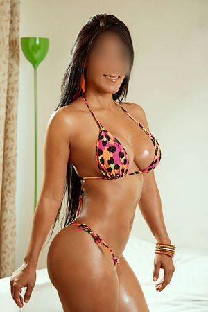 Lina colombian escort in Barcelona